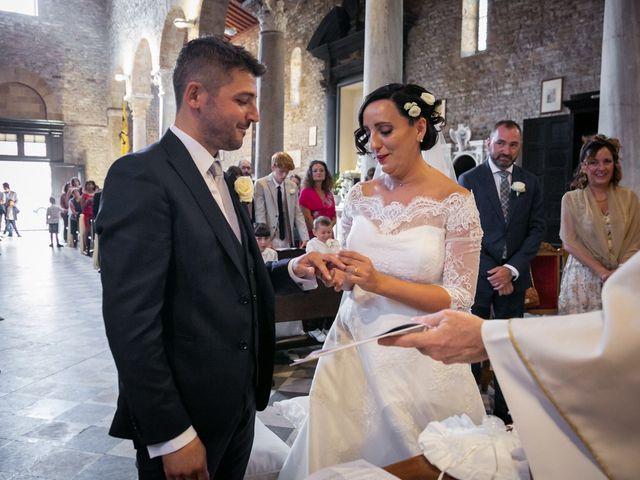 Il matrimonio di Rocco e Elena a Pisa, Pisa 15