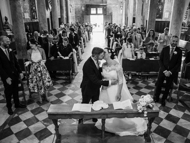 Il matrimonio di Rocco e Elena a Pisa, Pisa 16