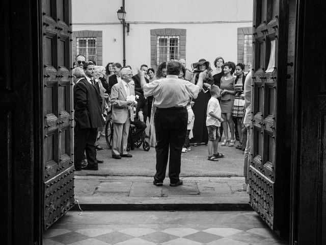 Il matrimonio di Rocco e Elena a Pisa, Pisa 17