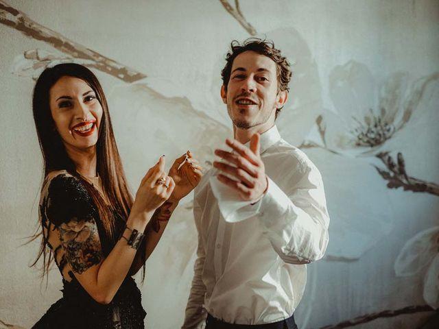 Il matrimonio di Eleonora e Matteo a Coccaglio, Brescia 30