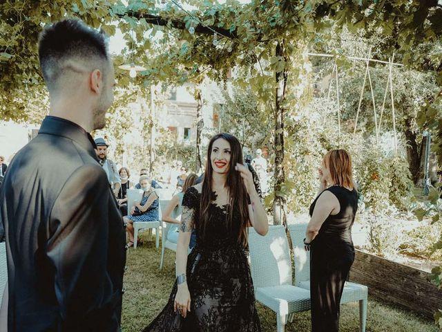 Il matrimonio di Eleonora e Matteo a Coccaglio, Brescia 42