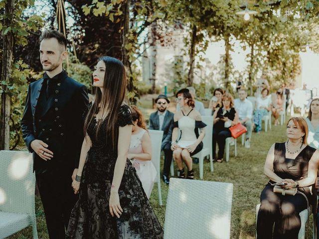 Il matrimonio di Eleonora e Matteo a Coccaglio, Brescia 44