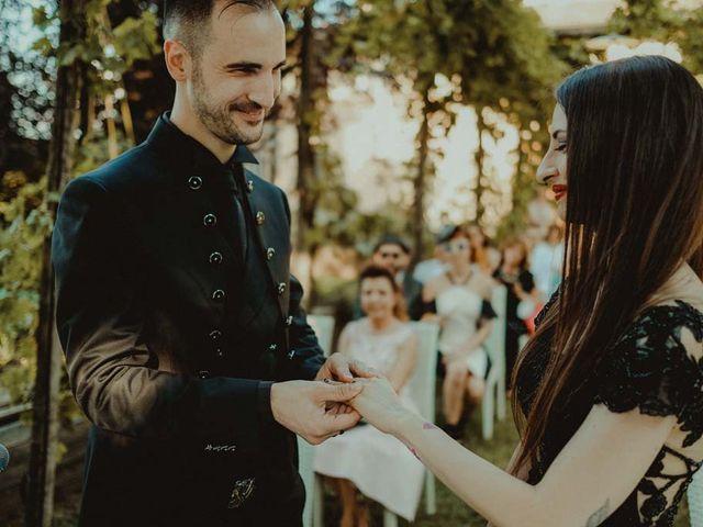 Il matrimonio di Eleonora e Matteo a Coccaglio, Brescia 46