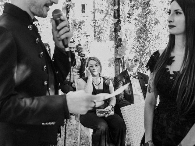 Il matrimonio di Eleonora e Matteo a Coccaglio, Brescia 47