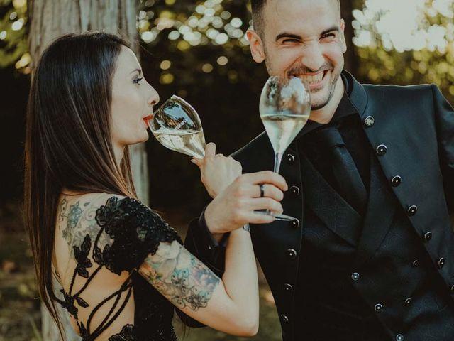 Il matrimonio di Eleonora e Matteo a Coccaglio, Brescia 50