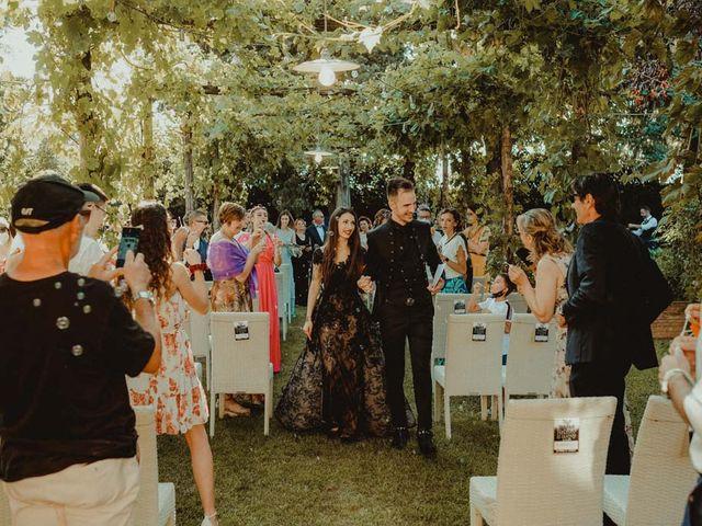 Il matrimonio di Eleonora e Matteo a Coccaglio, Brescia 52