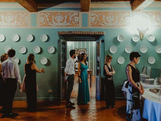 Il matrimonio di Eleonora e Matteo a Coccaglio, Brescia 57