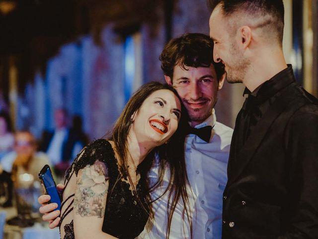 Il matrimonio di Eleonora e Matteo a Coccaglio, Brescia 77