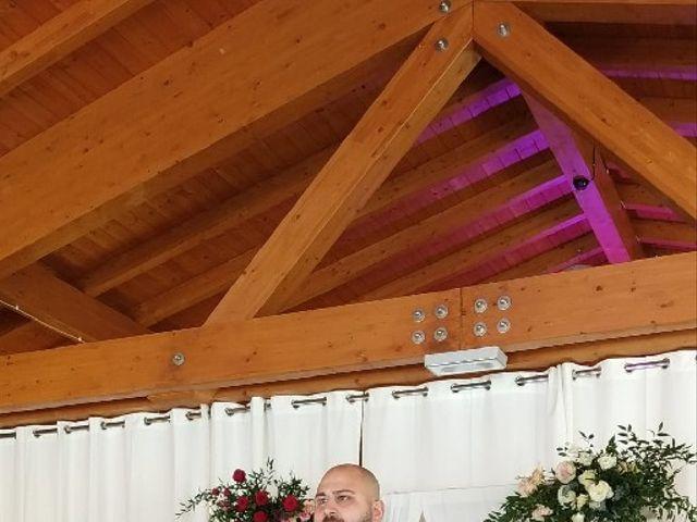 Il matrimonio di Massimo e Aurora a Capriolo, Brescia 7