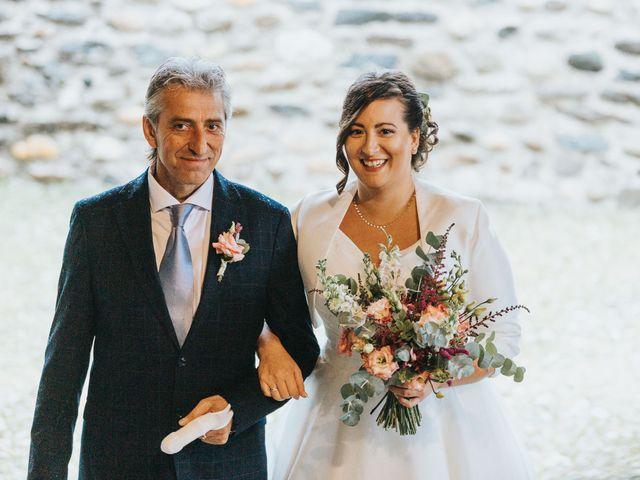Il matrimonio di Michele e Ilaria a Pombia, Novara 7