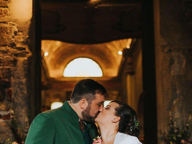 Il matrimonio di Michele e Ilaria a Pombia, Novara 8