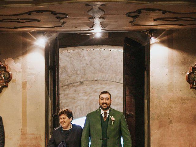Il matrimonio di Michele e Ilaria a Pombia, Novara 15