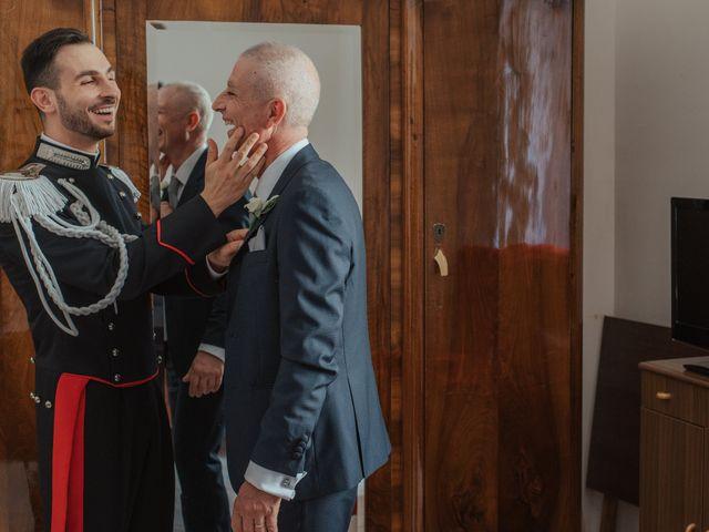 Il matrimonio di Andrea e Mariachiara a Trani, Bari 6