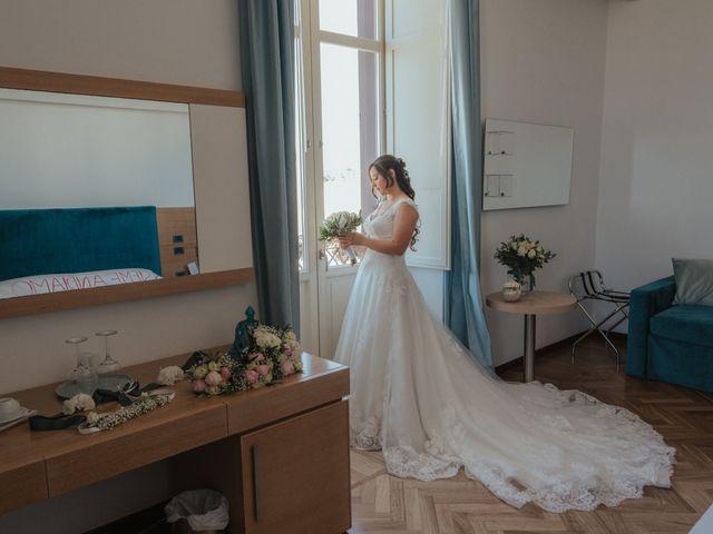Il matrimonio di Andrea e Mariachiara a Trani, Bari 8