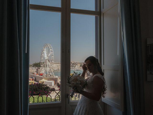 Il matrimonio di Andrea e Mariachiara a Trani, Bari 9