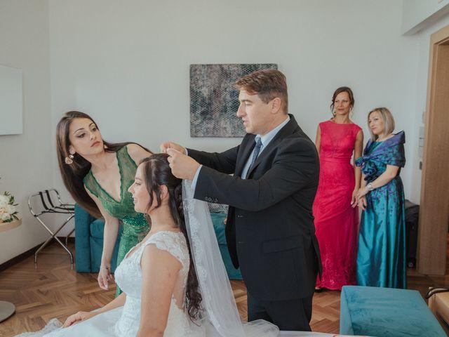 Il matrimonio di Andrea e Mariachiara a Trani, Bari 10