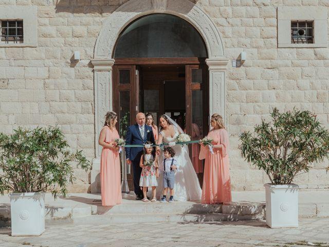 Il matrimonio di Andrea e Mariachiara a Trani, Bari 14