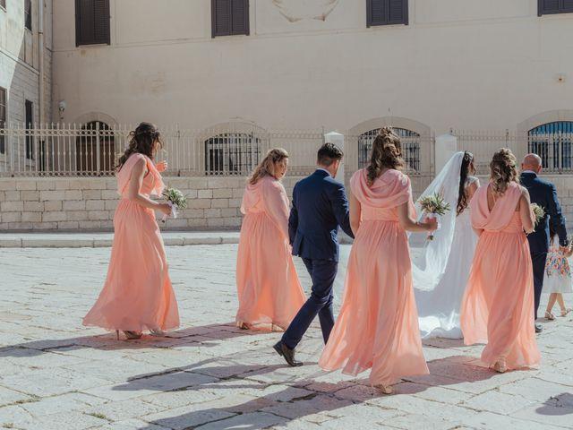 Il matrimonio di Andrea e Mariachiara a Trani, Bari 15