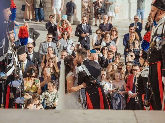 Il matrimonio di Andrea e Mariachiara a Trani, Bari 18