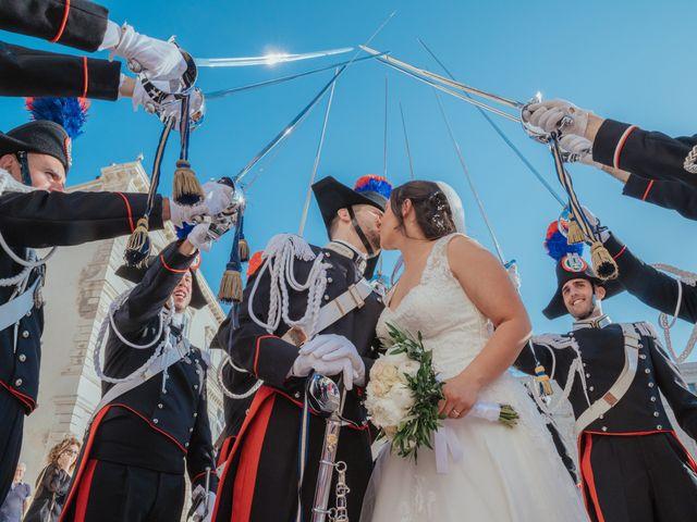Il matrimonio di Andrea e Mariachiara a Trani, Bari 20