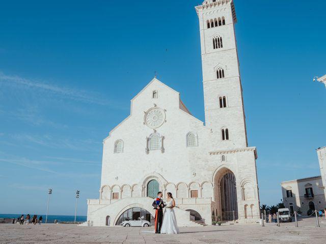 Il matrimonio di Andrea e Mariachiara a Trani, Bari 21