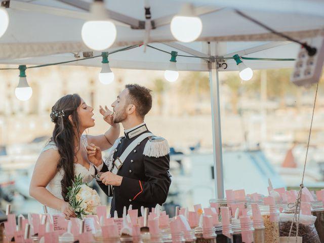 Il matrimonio di Andrea e Mariachiara a Trani, Bari 24