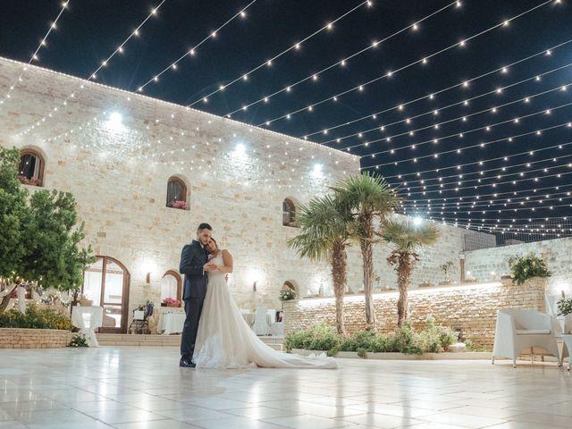 Il matrimonio di Andrea e Mariachiara a Trani, Bari 27