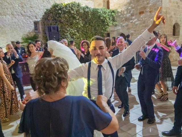 Il matrimonio di Andrea e Mariachiara a Trani, Bari 30