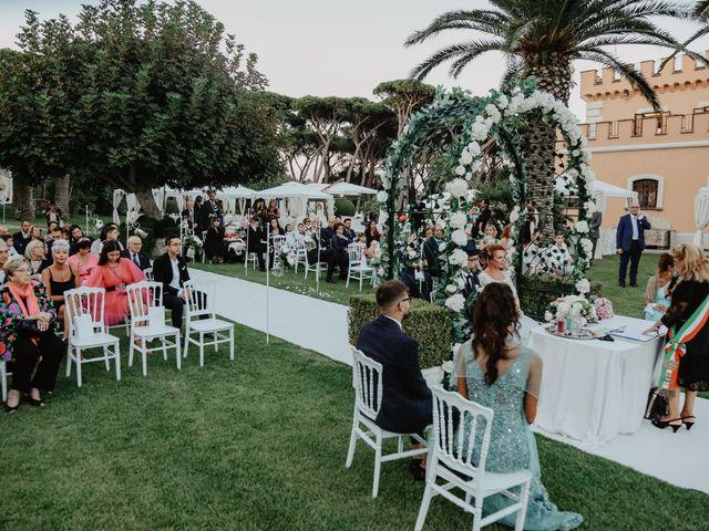 Il matrimonio di Francesco e Elena a Roma, Roma 19