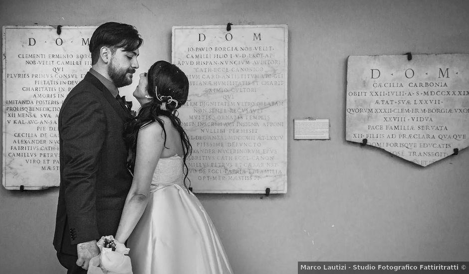 Il matrimonio di Andrea e Manola a Velletri, Roma