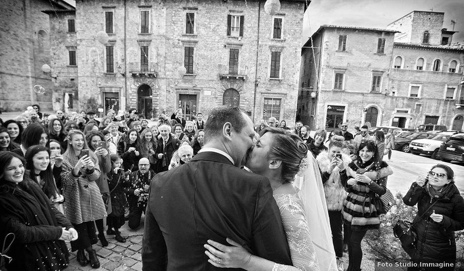 Il matrimonio di Francesco e Silvia a Ascoli Piceno, Ascoli Piceno
