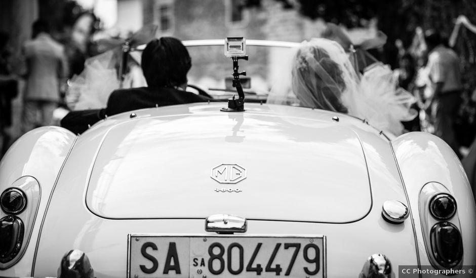 Il matrimonio di Daniele e Laura a Salerno, Salerno