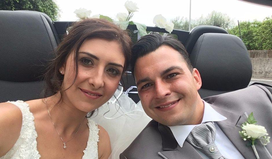 Il matrimonio di Valentina e Angelo a Aci Catena, Catania