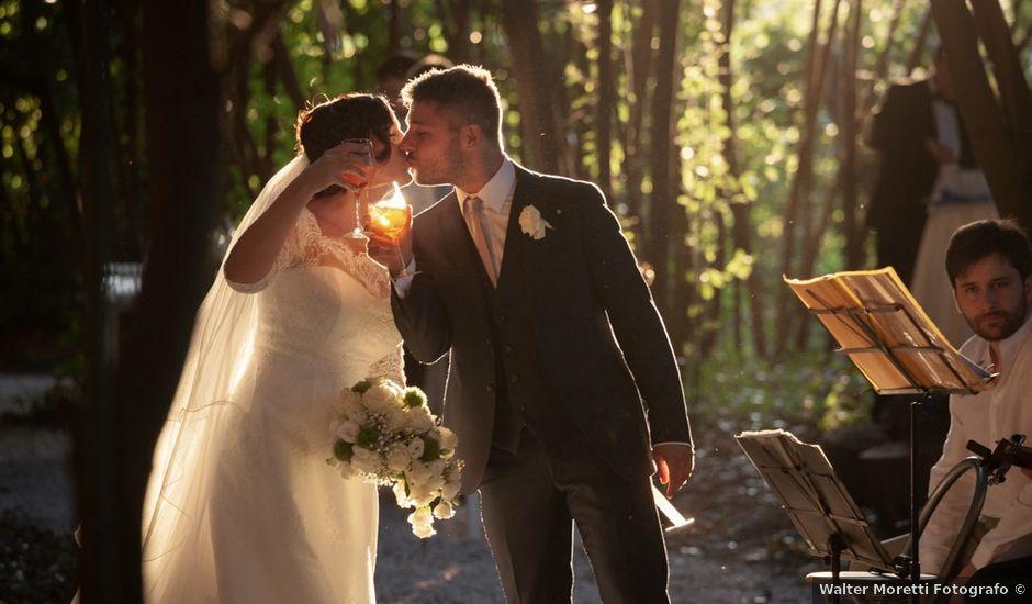 Il matrimonio di Rocco e Elena a Pisa, Pisa