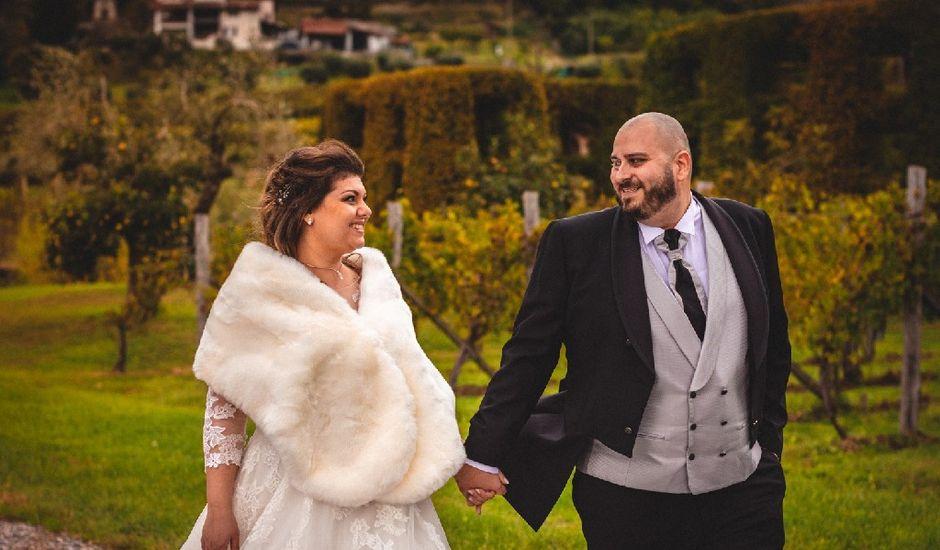 Il matrimonio di Massimo e Aurora a Capriolo, Brescia