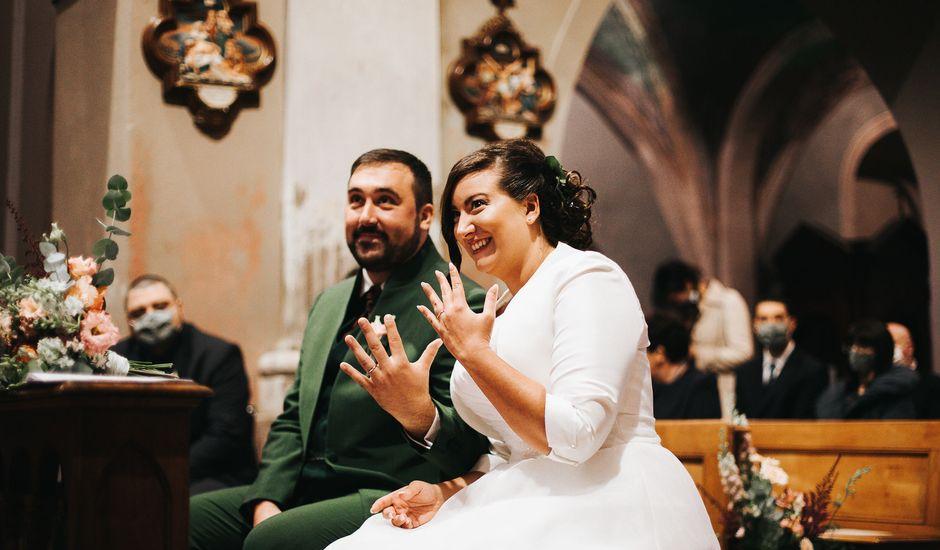 Il matrimonio di Michele e Ilaria a Pombia, Novara