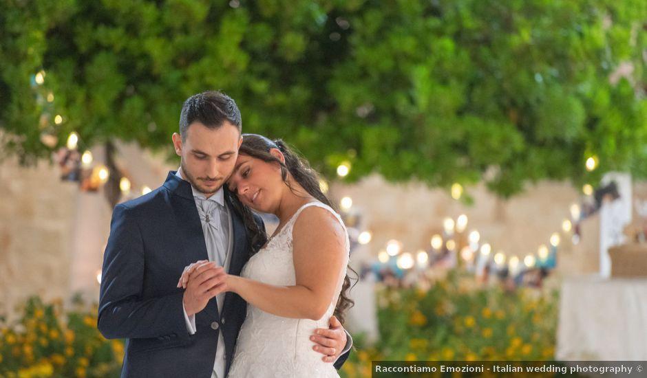 Il matrimonio di Andrea e Mariachiara a Trani, Bari