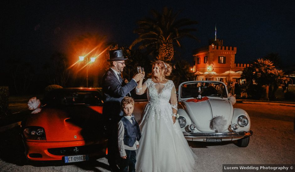 Il matrimonio di Francesco e Elena a Roma, Roma