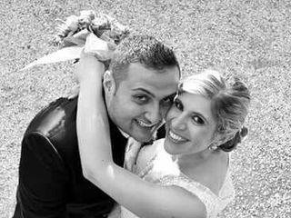 Le nozze di Stefania e Michele 1