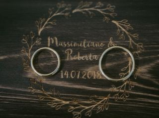 Le nozze di Roberta e Massimiliano 1