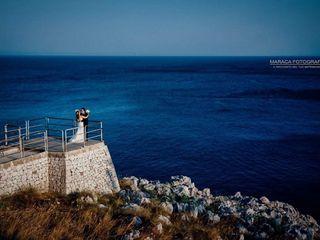 Le nozze di Patrizia e Mauro