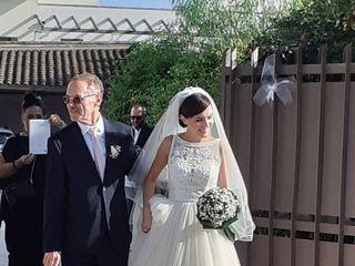 Le nozze di Martina e Mariano 1