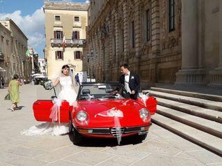Le nozze di Martina e Mariano
