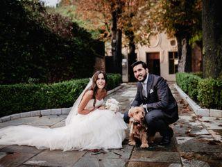 Le nozze di Rebecca e Giorgio