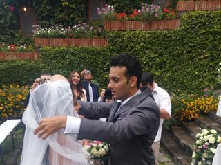 Le nozze di Tiziana e Daniele 1