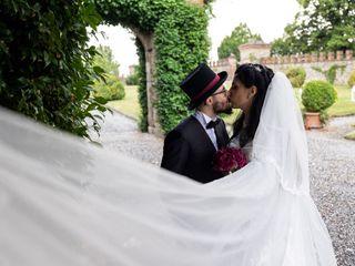 Le nozze di Maria Antonietta e Simone