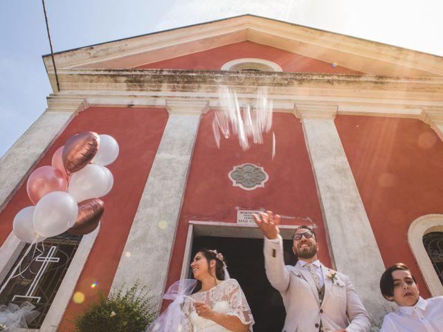 Il matrimonio di Roberto e Elisa a Moneglia, Genova 18