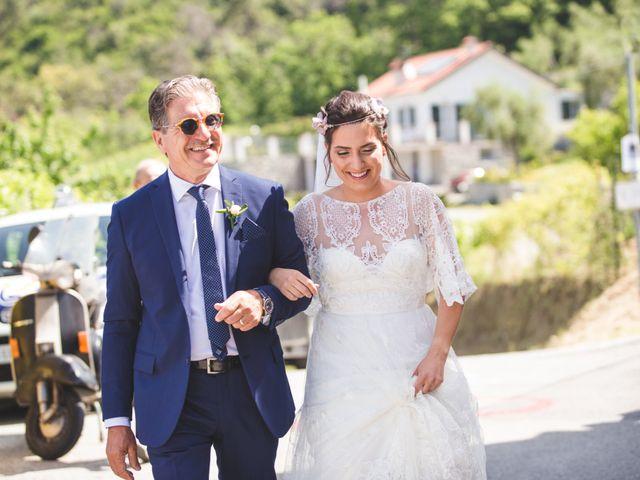 Il matrimonio di Roberto e Elisa a Moneglia, Genova 19