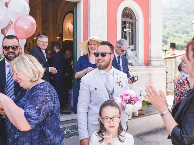 Il matrimonio di Roberto e Elisa a Moneglia, Genova 20