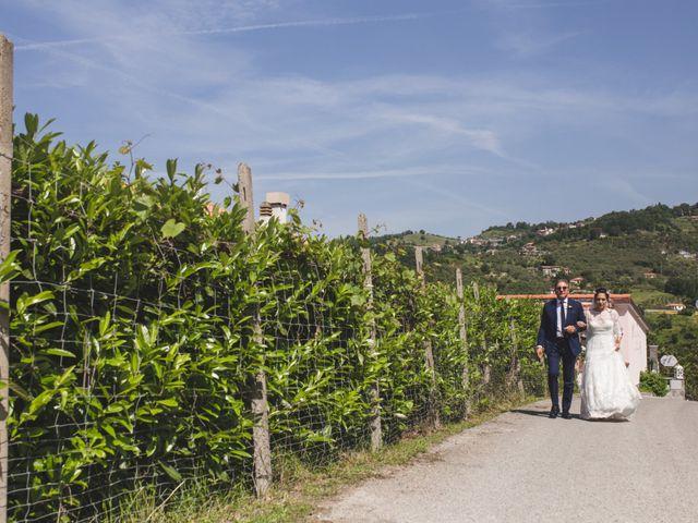 Il matrimonio di Roberto e Elisa a Moneglia, Genova 21